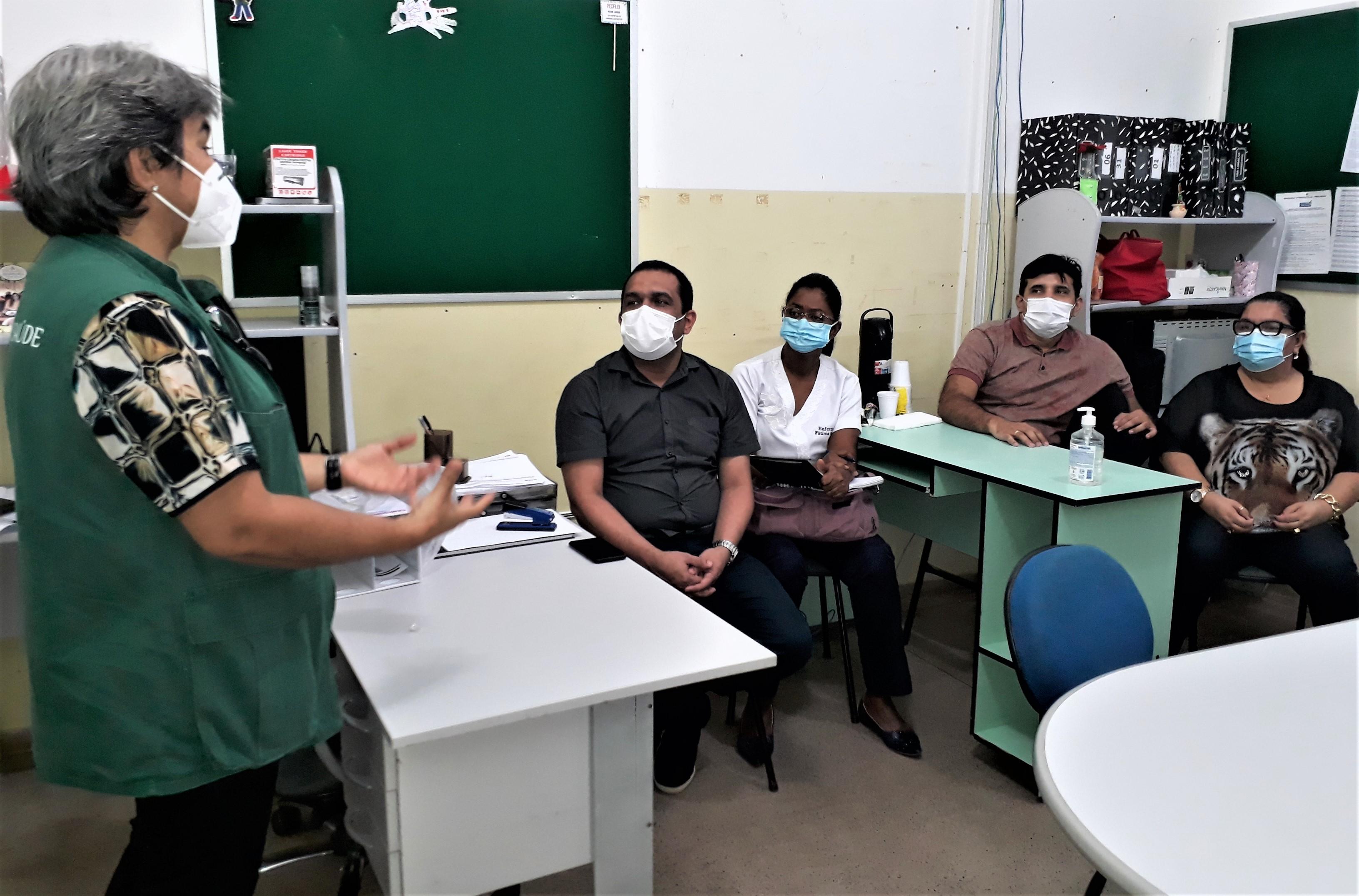Prefeitura capacita profissionais para implantação de profilaxia pré-exposição ao HIV