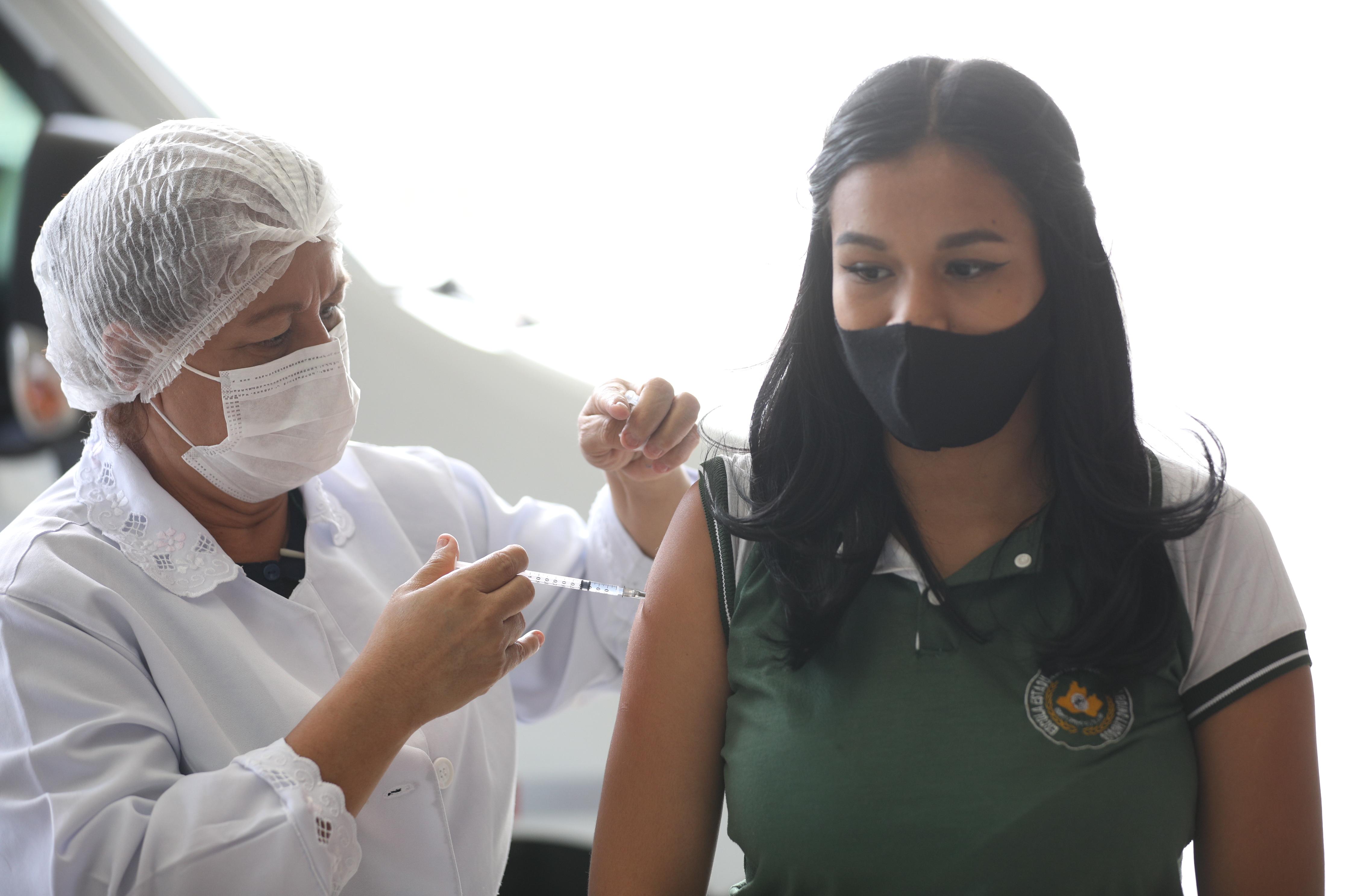 Amazonas já aplicou 2.514.608 doses de vacina contra Covid-19