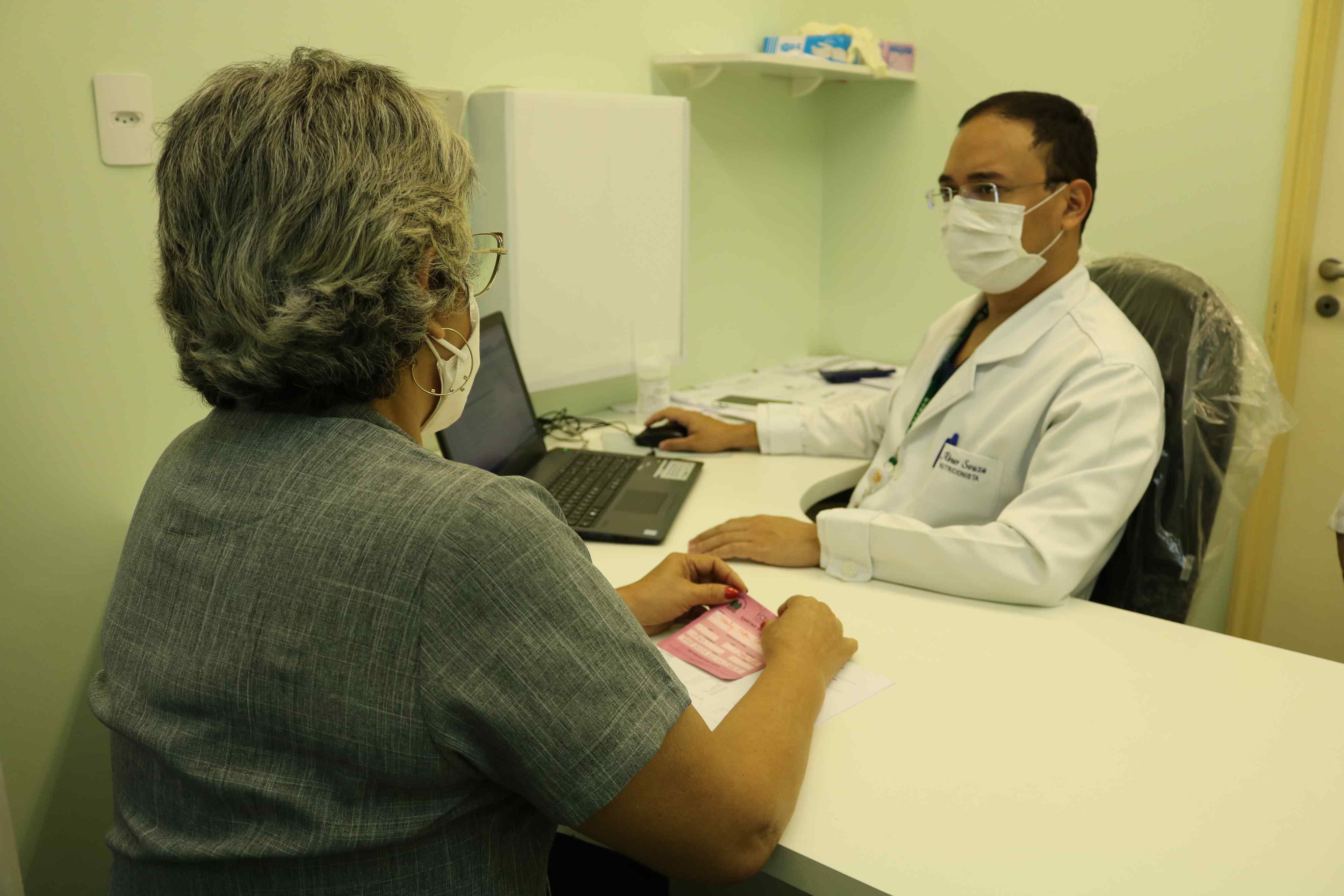 Consultas são voltadas a pacientes a quem o câncer traz prejuízos nutricionais diretos