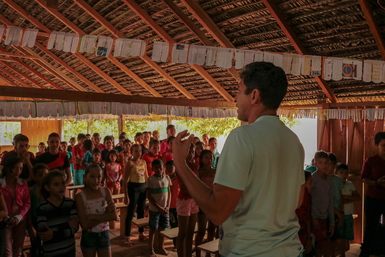 Prêmio reconhece soluções para melhoria da educação pública na Amazônia com incentivos de R$ 6 mil